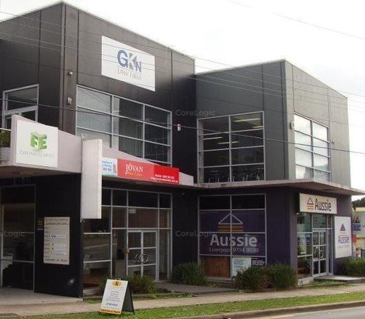 LEVEL ONE COMMERCIAL OFFICE – Hume Highway Location