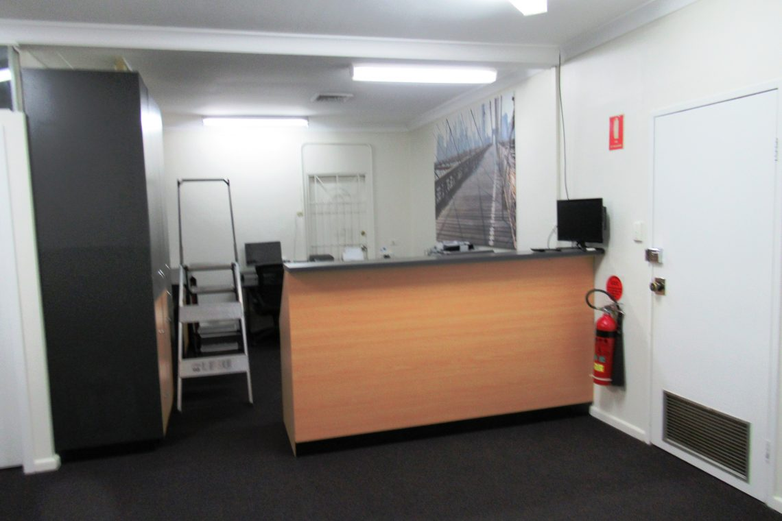 MEDICAL/OFFICE SUITE