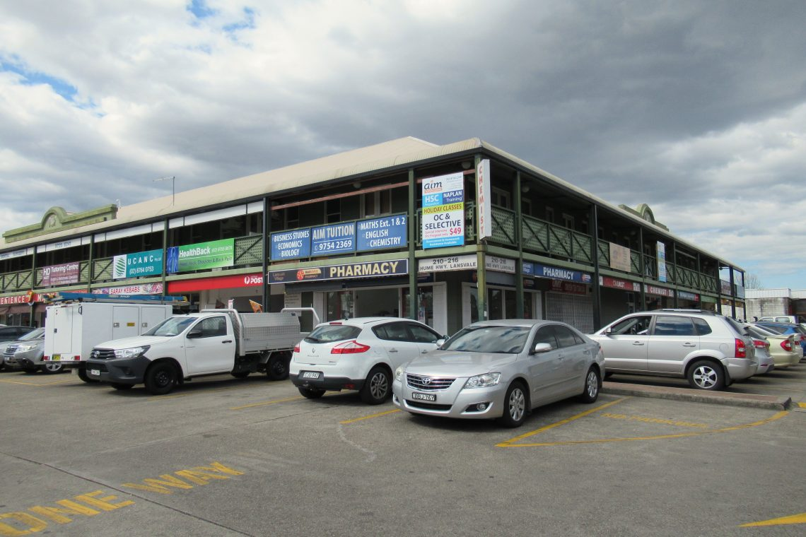 Lansvale – HIGHLY EXPOSED OFFICE SUITE!