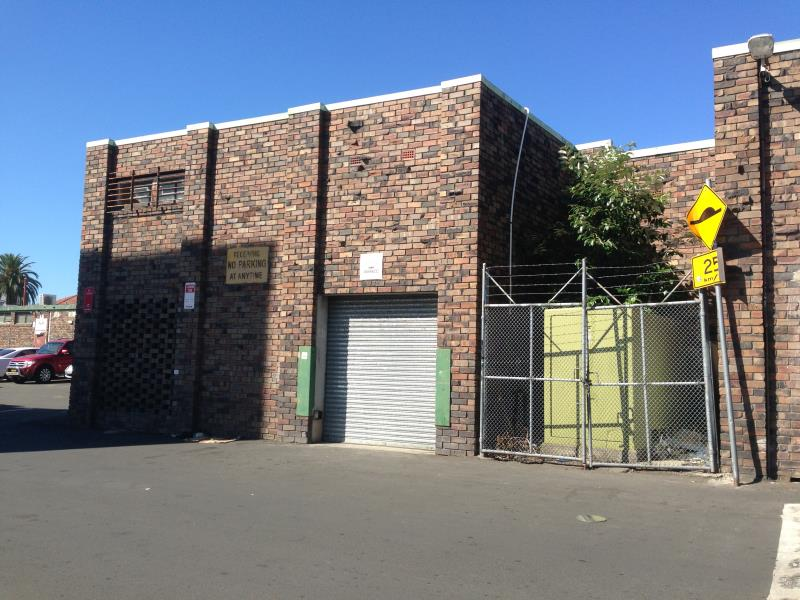 STORAGE FACILITY TO LEASE