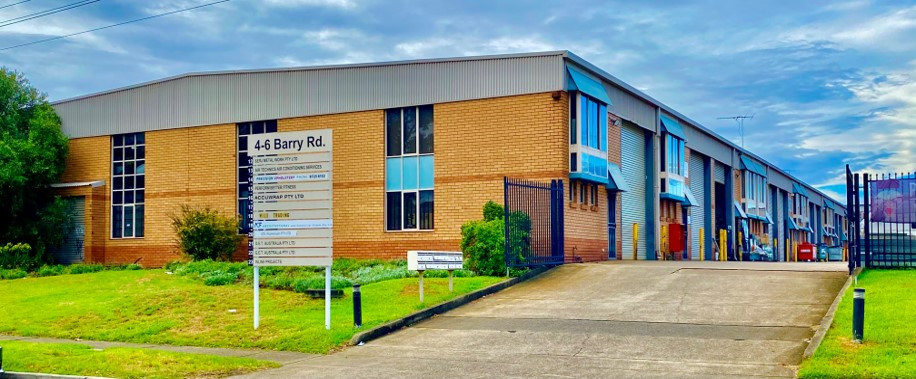 Unit 14, 4 Barry Road, Chipping Norton