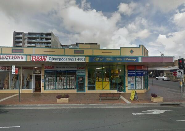 Shop, 46 Railway Street, LIVERPOOL NSW 2170
